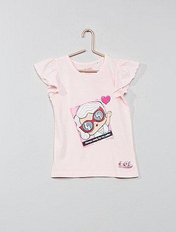 698441990 Camiseta con adornos  LOL Surprise  - Kiabi