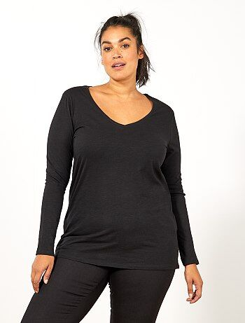 0110b0ff9 Rebajas tallas grandes de mujer | Kiabi