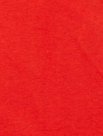 19f2f49d5 Camiseta con estampado fantasía Chico - ROJO - Kiabi - 3