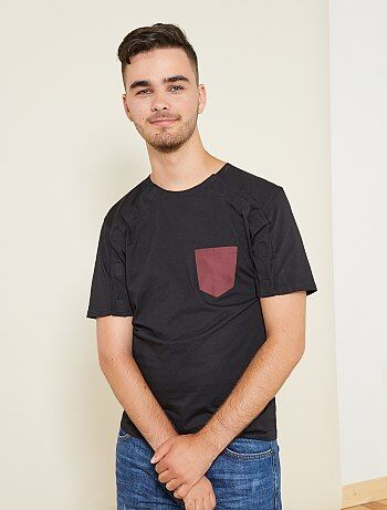 Camiseta con velcros 'A&K Classics' - Kiabi