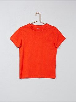 Camiseta de algodón puro - Kiabi