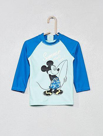 51bed3ba3 Camiseta de baño anti-UV  Mickey  - Kiabi