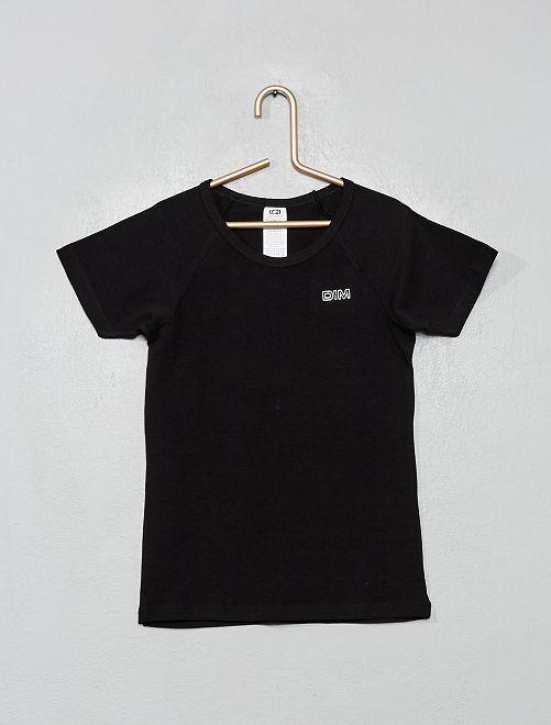 Camiseta de deporte 'Dim'                             negro