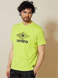 Camiseta - Camiseta de deporte estampada 'Umbro' - Kiabi