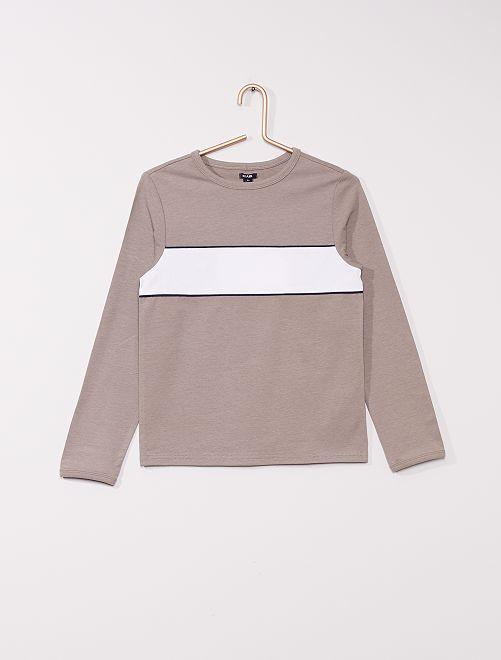 Camiseta de deporte                             gris