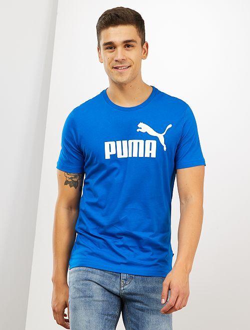 Camiseta de deporte 'Puma'                                                                 AZUL