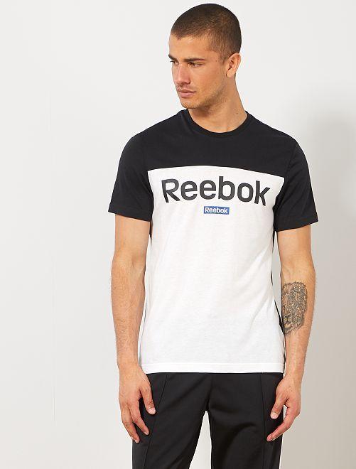 Camiseta de deporte 'Reebok'                             BLANCO