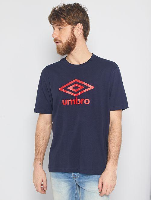 Camiseta de deporte 'Umbro'                             AZUL