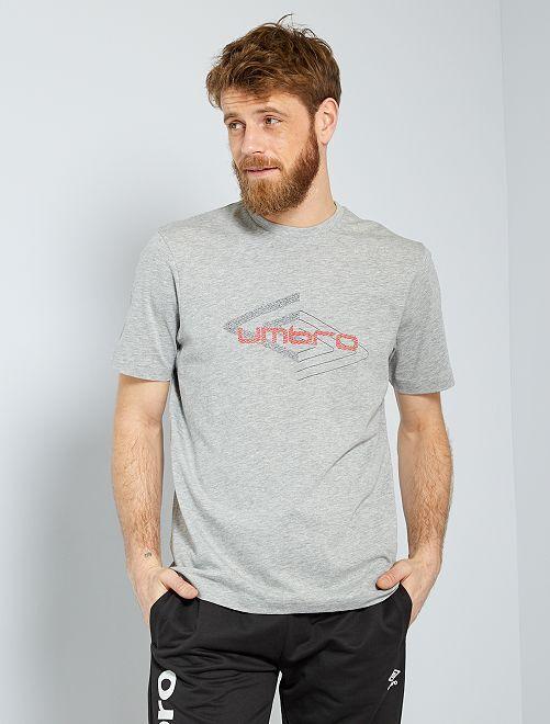 Camiseta de deporte 'Umbro'                                 GRIS