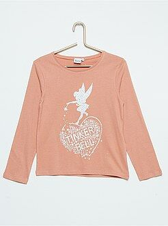Camiseta de 'Disney' de algodón