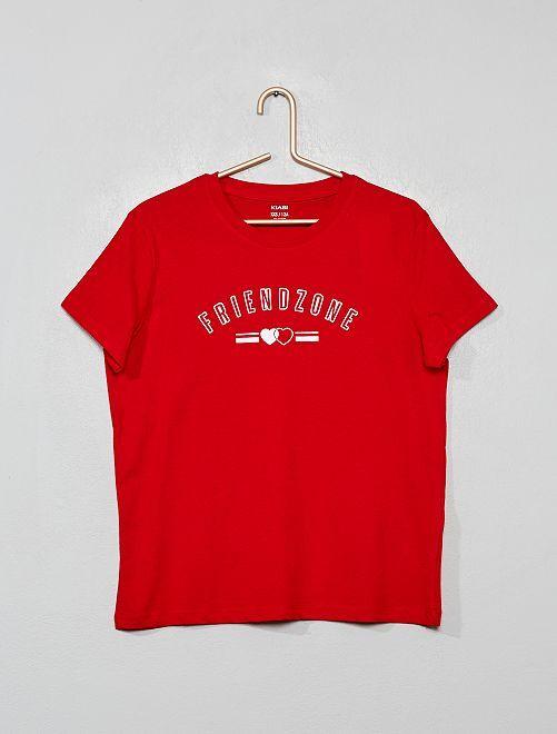 Camiseta de fantasía                                                                                                                             ROJO