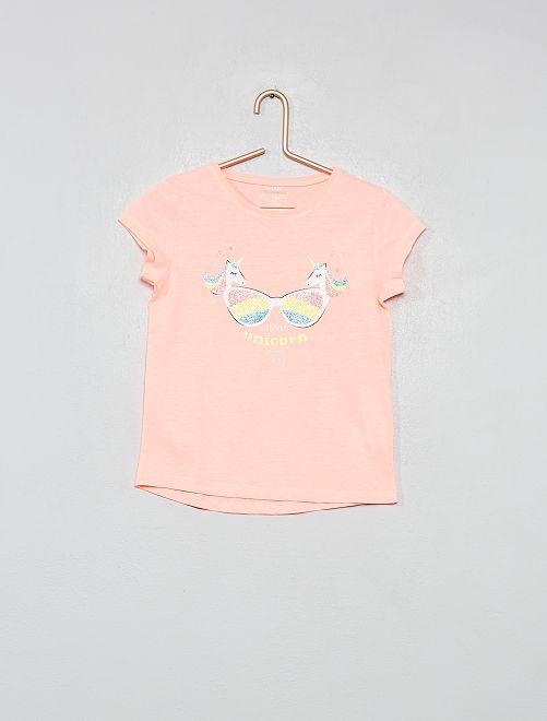 Camiseta de fantasía                                                                 ROSA Chica