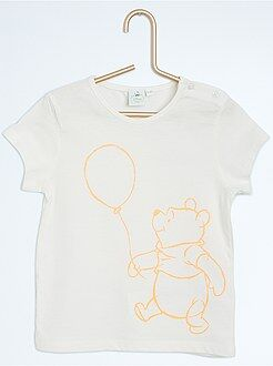 Niño 0-36 meses Camiseta de manga corta