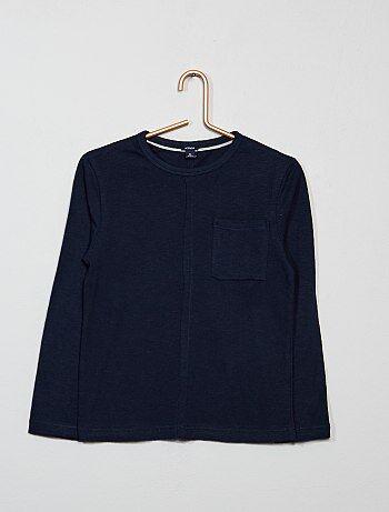 Camiseta de manga larga - Kiabi
