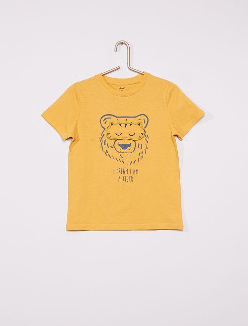 Camiseta de pijama                                         AZUL