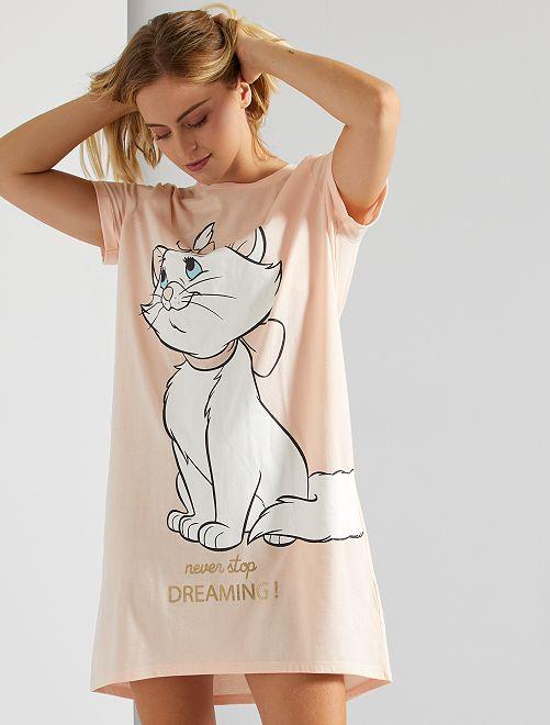 Camiseta de pijama 'Disney'                                                     ROSA