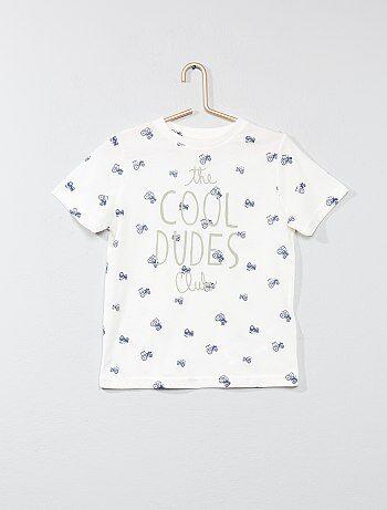 Camiseta de punto - Kiabi