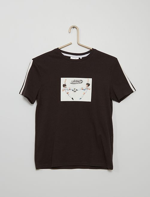 Camiseta de punto 'Captain Tsubasa'                                         antractita