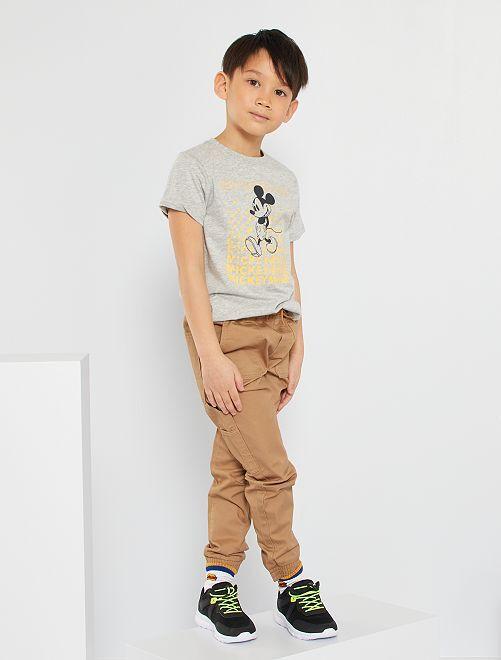 Camiseta de punto de 'Mickey' de 'Disney'                                         GRIS