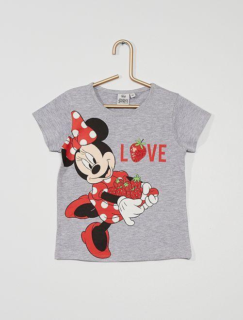 Camiseta de punto 'Minnie' 'Disney'                             gris chiné