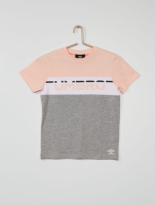 Camiseta de punto 'Umbro'                             GRIS