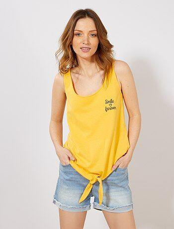 e49dff5d35d Compra online tus camisetas de tirantes para Mujer