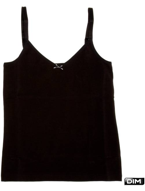 Camiseta 'Dim'                                         negro