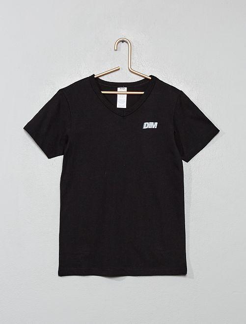 Camiseta 'Dim Sport'                                         negro