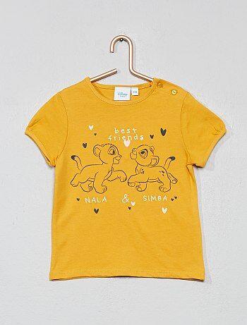 3e389b8bd Camiseta  Disney Baby  - Kiabi