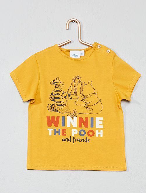 Camiseta 'Disney Baby' estampada                                                     AMARILLO Bebé niño