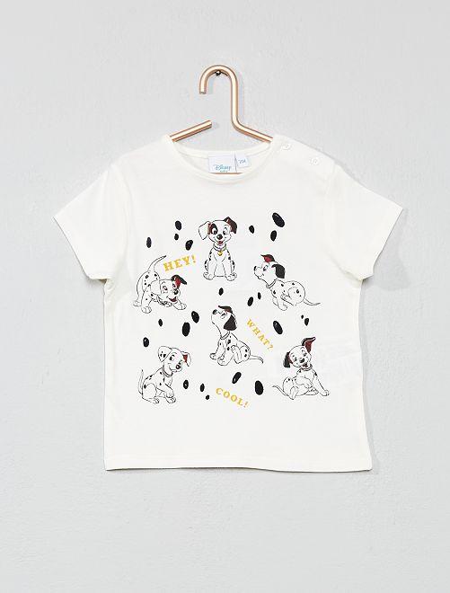 Camiseta 'Disney Baby' estampada                     BLANCO Bebé niño
