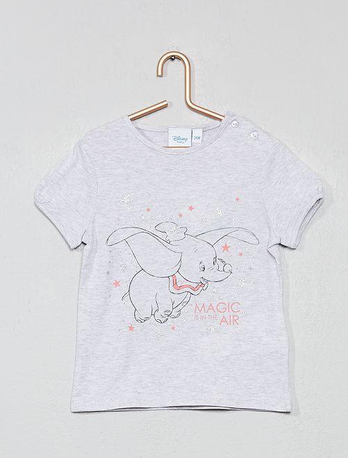 Camiseta 'Disney Baby'                                                                                         GRIS Bebé niña