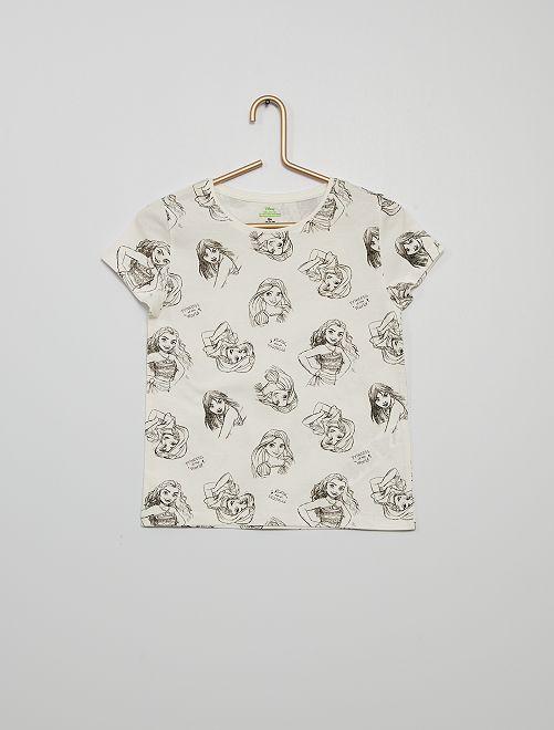 Camiseta 'Disney'                     BLANCO