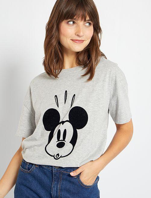 Camiseta 'Disney'                                                                                                                 GRIS