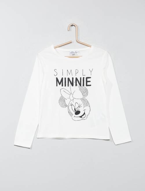 Camiseta 'Disney' minnie Chica