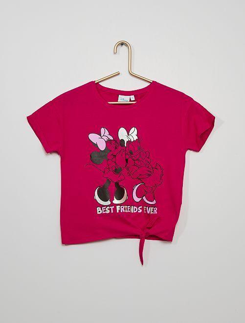 Camiseta 'Disney'                                                     ROSA