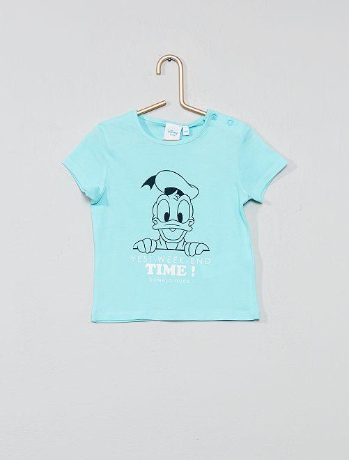 Camiseta 'Donald'                                         AZUL Bebé niño