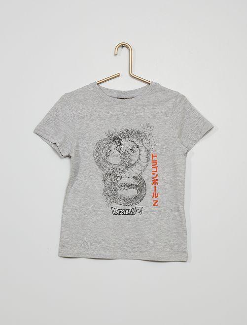Camiseta 'Dragon Ball Z'                             GRIS