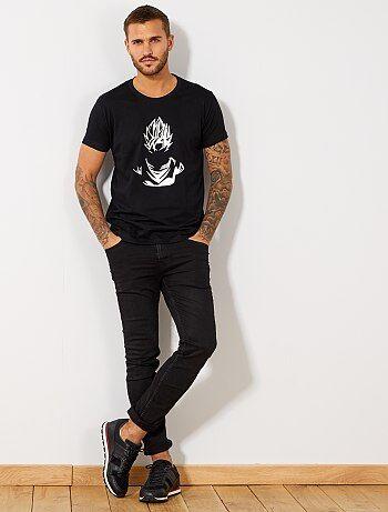 Hombre talla S-XXL - Camiseta 'Dragon Ball Z' - Kiabi