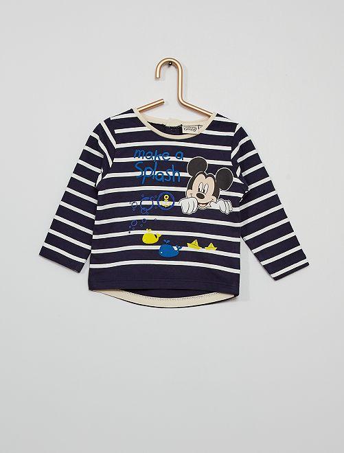 Camiseta eco-concepción 'Mickey'                                         azul