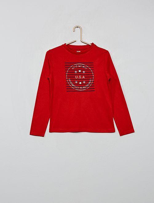 Camiseta 'Eco-Concepción'                                                                                                     NARANJA