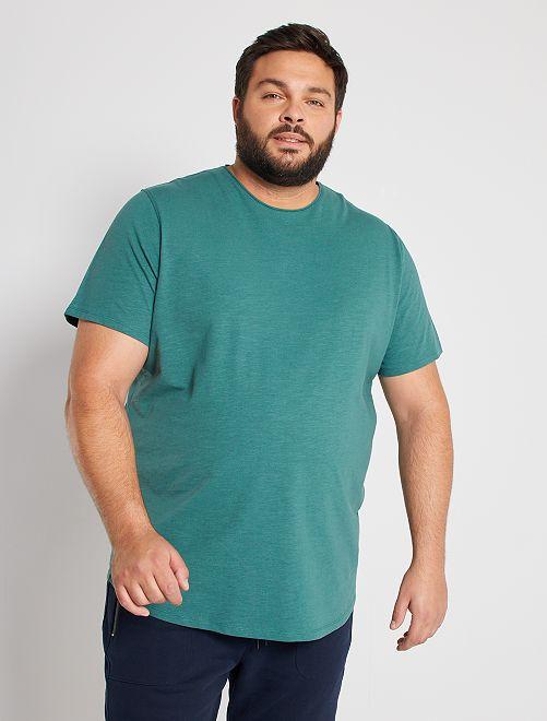 Camiseta eco-concepción                                                     verde oscuro