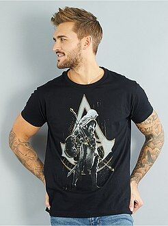 Hombre Camiseta estampada 'Assassin's Creed'