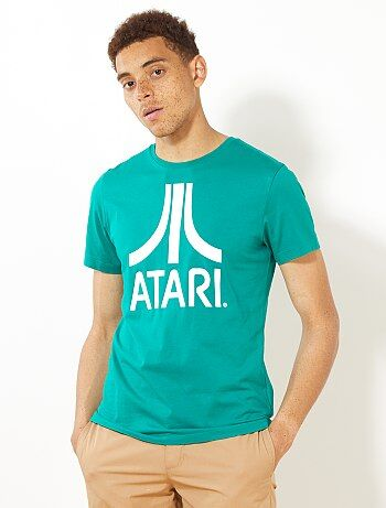 Camiseta estampada 'Atari' - Kiabi
