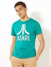 Camiseta estampada 'Atari'
