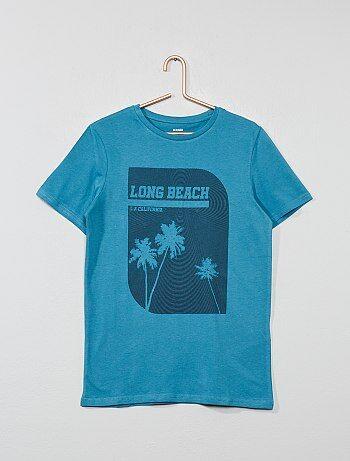 0fe490937 Niño 10-18 años - Camiseta estampada - Kiabi