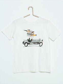 Niño 3-12 años Camiseta estampada