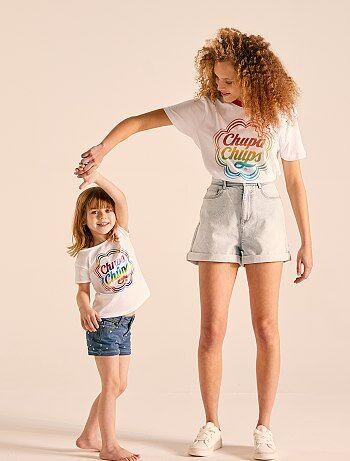 3d34c2696 Accesorios, ropa y zapatos de niña | Kiabi
