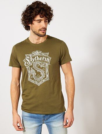 Camiseta estampada 'Harry Potter' - Kiabi