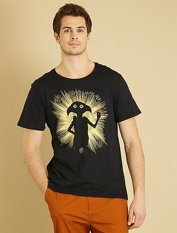 Camiseta estampada 'Harry Potter' - Kiabi